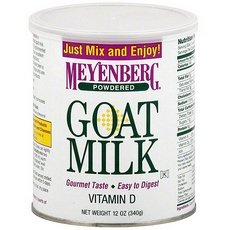Meyenberg Powdered Instant Goat Milk 36X 12Oz