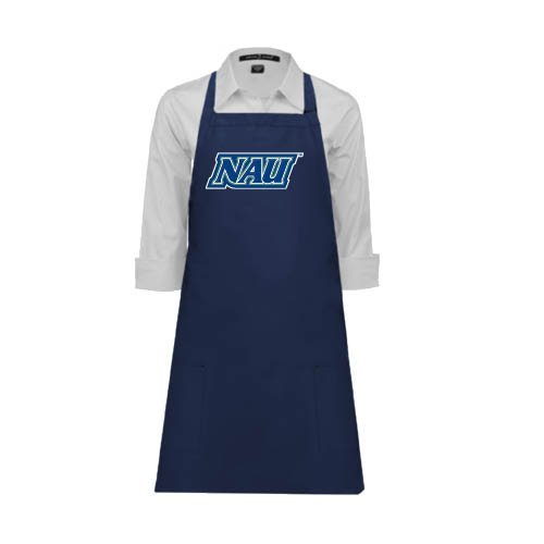 Northern Arizona Full Length Navy Apron 'NAU' цена и фото