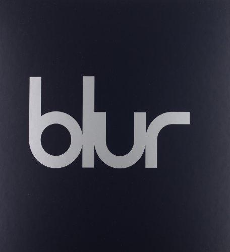 Blur 21: The Vinyl Box