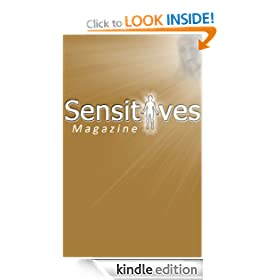 Sensitives Magazine - July