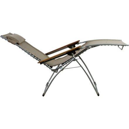 Lafuma Evolution Mesh Recliner Discount Reviews Chair