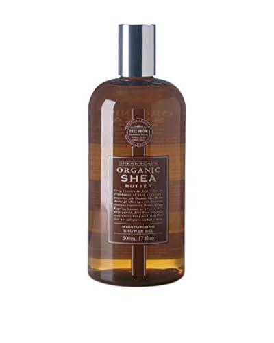 Greenscape Organic Skincare 17-Oz. Bath & Shower Gel, Shea Butter