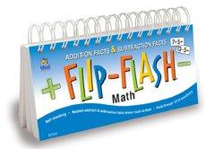 FLIP-FLASH ADD & SUBTRACT (HORIZ.) 156 FACTS THROUGH 12+12 & 24-12 - 1