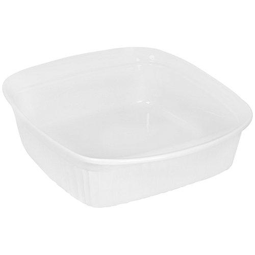 CorningWare French White 8-Inch Square Dish