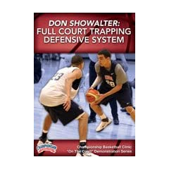 Buy Championship Productions Don Showalter: Full Court Trapping Defensive System DVD by Championship Productions