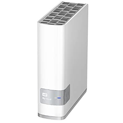 Western Digital My Cloud 4TB External Hard Drive