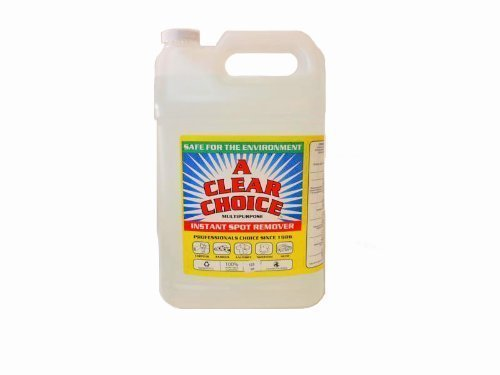 Clear Choice 128 Instant Spot Remover - 1 Gallon