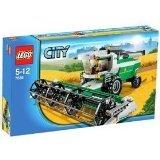 Lego City Set #7636 Combine Harvester