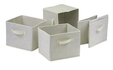 storage bins