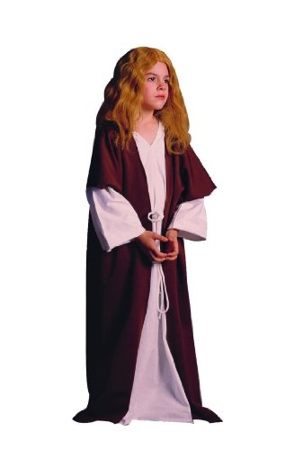 Child's Moses Shepherd Biblical Costume Size Large (12-14)