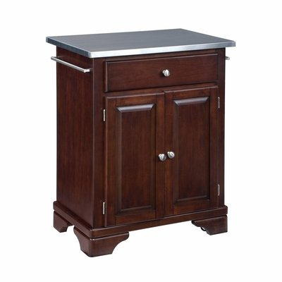 Buy Low Price Stainless Steel Kitchen Cart With Drop Leaf