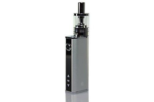 SC iStick TC40W E-Zigaretten Set – handlich und leistungsstark (silber)