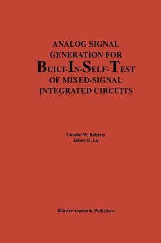 Analog Signal Generation for Built-In-Self-Test of Mixed-Signal Integrated Circuits (The Springer International Series i