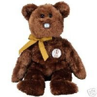 TY Beanie Baby - CHAMPION the FIFA Bear ( Argentina )