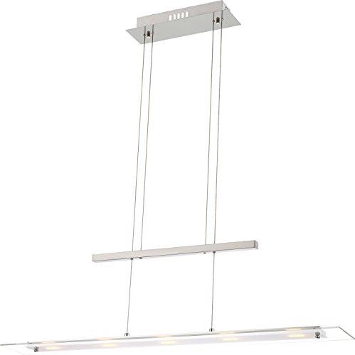 H?henverstellbare LED Pendelleuchte 5-flammig Janosh