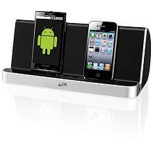 Ilive Isb311B Black Docking Station With Bluetooth For Iphone
