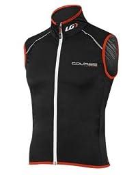 Louis Garneau Men\'s Course Speedzone Vest Black / Red M & BodyGlide Sample Bundle