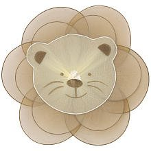 Little Boutique Lion Mesh Wall Hanging - 1