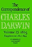The Correspondence of Charles Darwin: Volume 13, 1865 (Vol 13) (0521824133) by Darwin, Charles