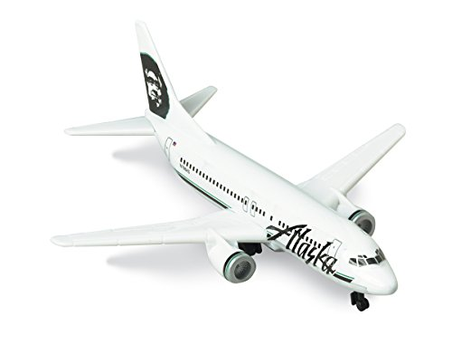 Daron Alaska Airlines Single Plane Vehicle