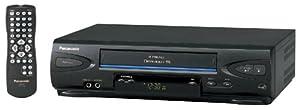 Panasonic PV-V4022 4-Head Mono VCR