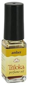 Amber – Triloka Perfume Oil – 1/8 Oun…