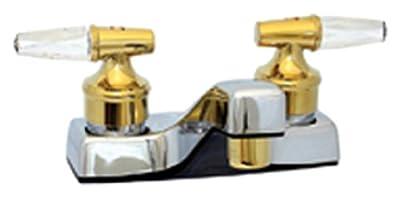 "Phoenix USA 4012-411APBI 4"" Chrome Lavatory Brass Lever Faucet"