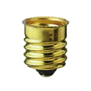 Satco 92-403 - Intermediate to Candelabra Reducer Socket