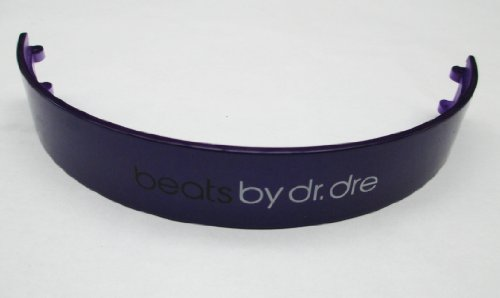 Goodies® Replacement Headband Top Parts For Monster Beats By Dre Solo Solohd Repair Purple