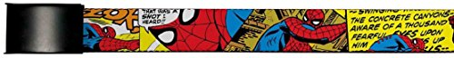 Spider-Man Marvel Comics Superhero Comic Panels Action Web Belt