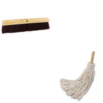 Wooden Floor Mop front-483643