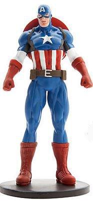 Disney Marvel Avengers Captain America PVC Figure - 1