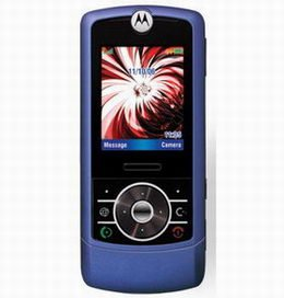 Motorola RIZR Z3 Unlocked Phone with 2 MP Camera, MP3/Video Player, and MicroSD Slot--International Version with No Warranty (Dark Pearl Blue)