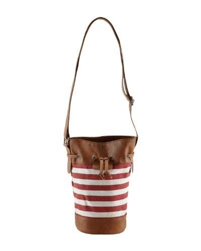 Bench Women's Gadberry Pouch Bag Aurora Red BLXA0655