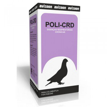 Cheap Poli-crd 100gr Mycoplasmosis for Birds & Pigeons (PL-CRD-100)