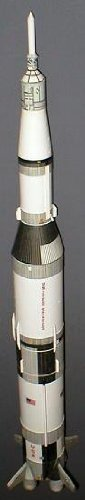 Dr Zooch Saturn V (11) Flying Model Rocket Kit (Saturn V Model Rocket compare prices)