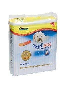 Pannolini Tappetini Pupi Piu' 60X90 20pz