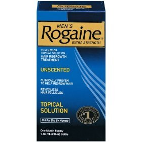 Men's Rogaine Extra Strength Hair Regrowth Treatment