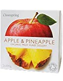Clearspring Fruit Puree Apple/Pineapple 2 X 100g - CLS-NN110