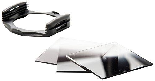 Cokin Kit M Full ND Creative Ensemble de 3 filtres densité neutre avec microfibre Gris neutre
