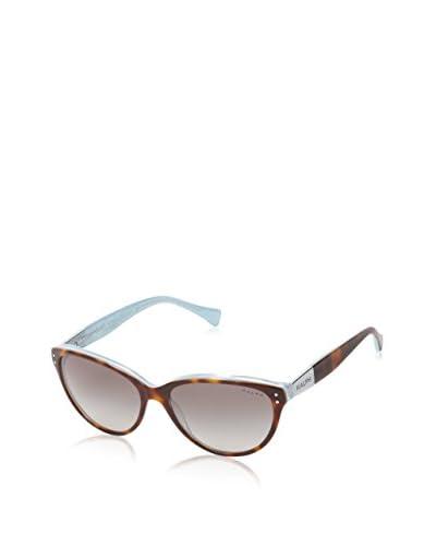 Ralph Lauren Gafas de Sol RA51686011158 (58 mm) Havana / Azul Claro