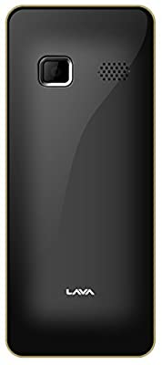 Lava KKT UNO Plus (Black-Gold)