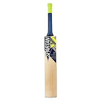 Spartan MSD-Bullet English Willow Cricket Bat, Short Handle