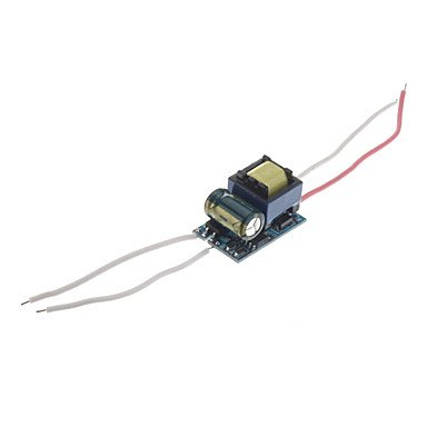 Gu10 1*3W 650~700Ma Constant Current Regulated Led Driver (85~265V Input)