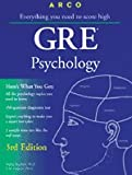 img - for GRE Psychology (Academic Test Preparation Series), 3rd Edition book / textbook / text book