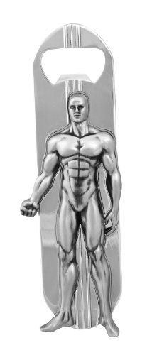 Diamond Select Toys Marvel Silver Surfer Sculpted Bottle Opener (Thanos Bottle Opener compare prices)