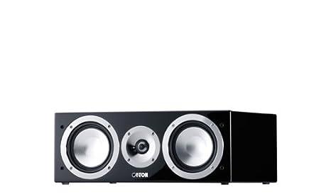 Canton 02617 Enceinte pour MP3 & Ipod Noir