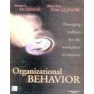 Organizational Behavior :Emerging Realities for