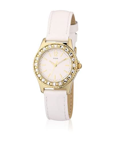 Guess Quarzuhr Woman Moda + 2 Bänder weiß 28 mm