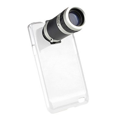 Telescope 8X Zoom Camera Lens With Case For Samsung Galaxy S2 I9100 Lightning Sale